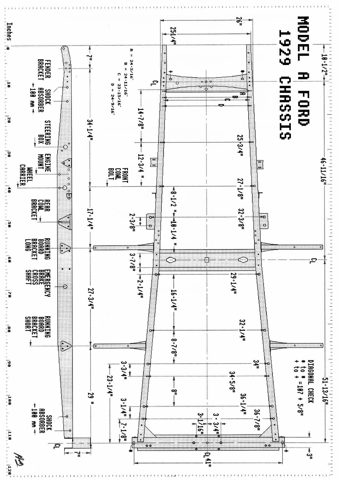 1928 ford model a wiring diagram