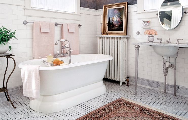 Create A Victorian Style Bath Victorian Bathroom Shabby Chic Bathroom Simple Bathroom Renovation