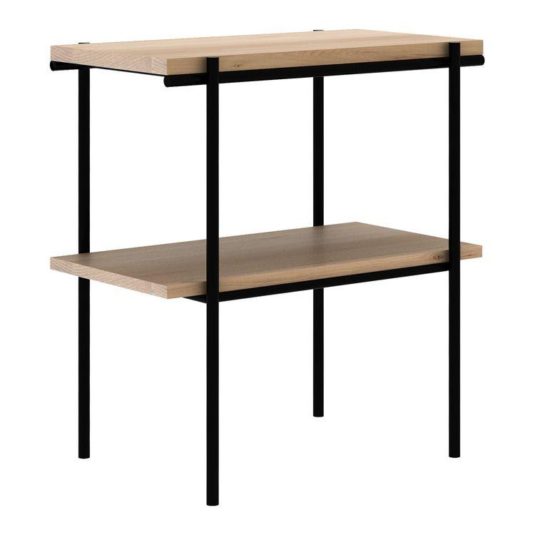 Beistelltisch Rise Interieur Tisch Und Holzarten
