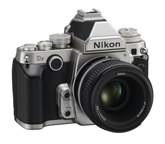 Nikon's full-frame Df: a modern camera in a stunning old-school ...