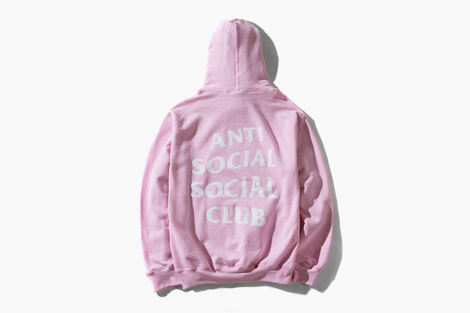 Anti Social Social Club Releases Signature Hoodie And More For Ss16 Anti Social Social Club Hoodie Anti Social Social Club Anti Social