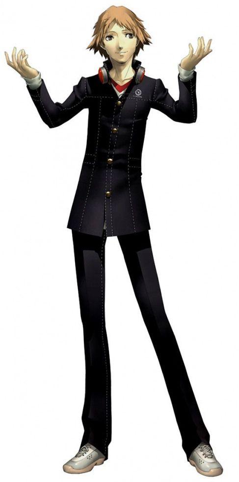 Yosuke Hanamura from Shin Megami Tensei Persona 4