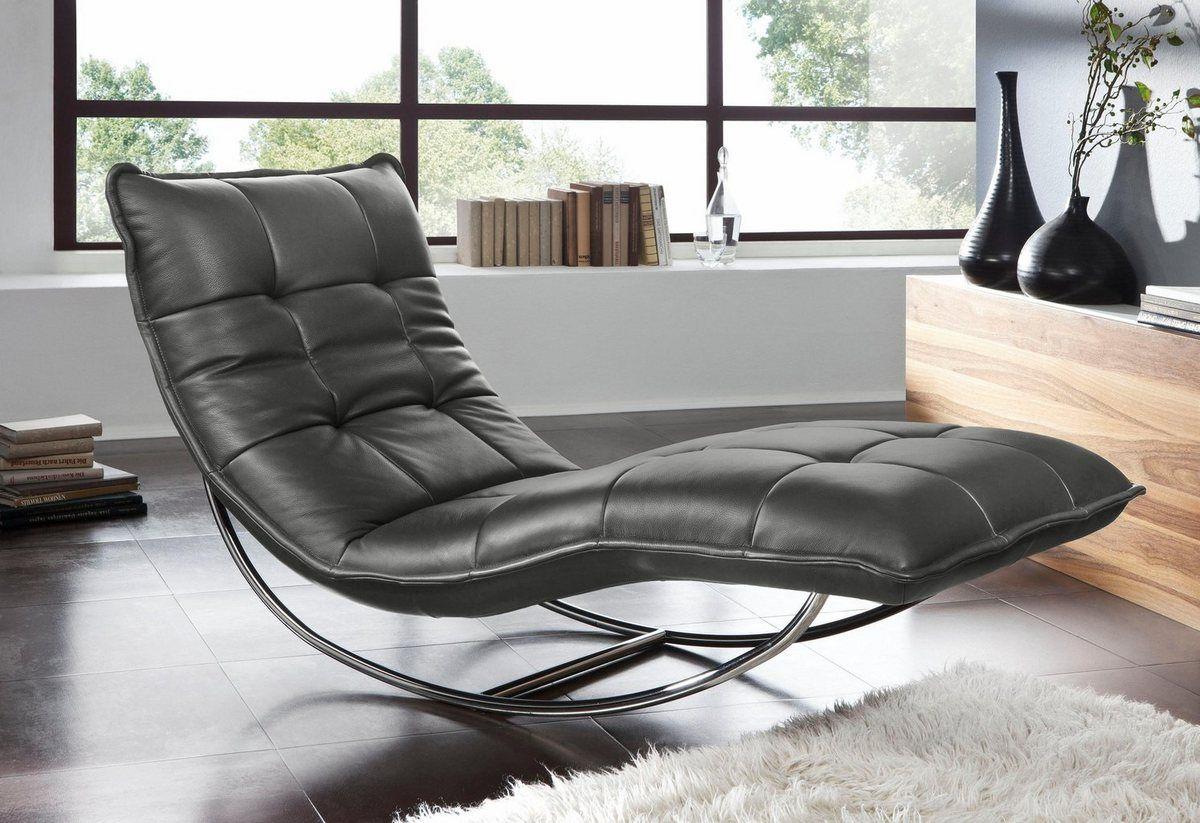 Relaxliege »woow«, mit Kopfteilverstellung, in 9 Breiten, designed
