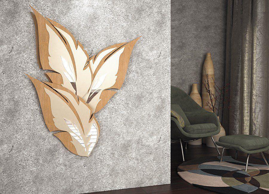 75fd6eb7a As esculturas de parede são uma ótima opção para decorar o seu ambiente.  Com formas