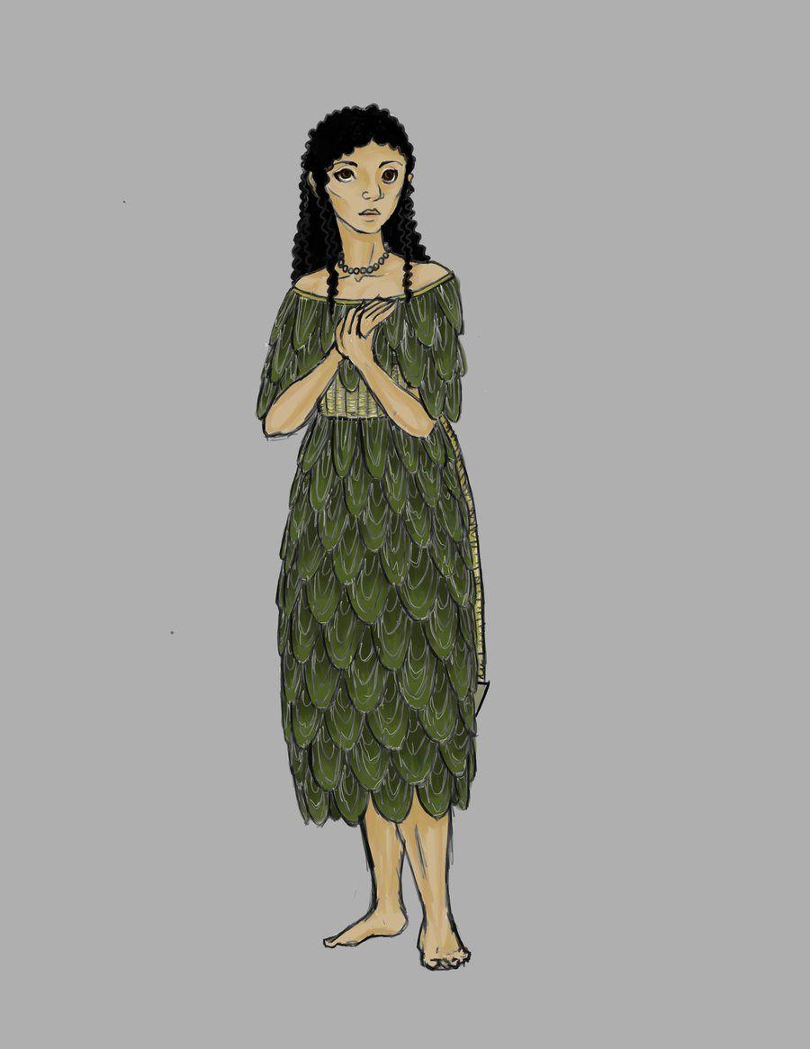 Sumerian Woman by MadamWitch.deviantart.com on @DeviantArt ...