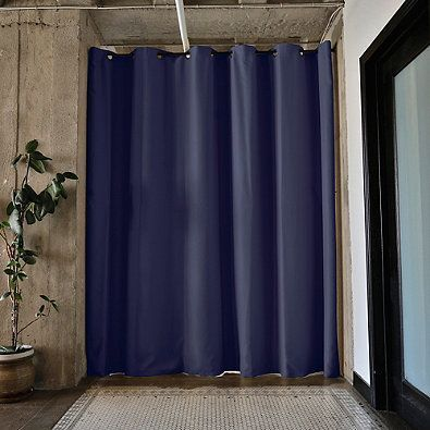 Curtain Room Dividers Pinterest