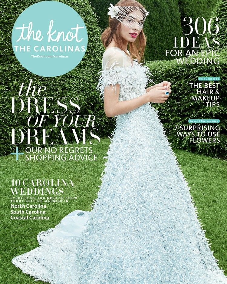 Hey all you wedding aficionados. Dina was mentioned in the