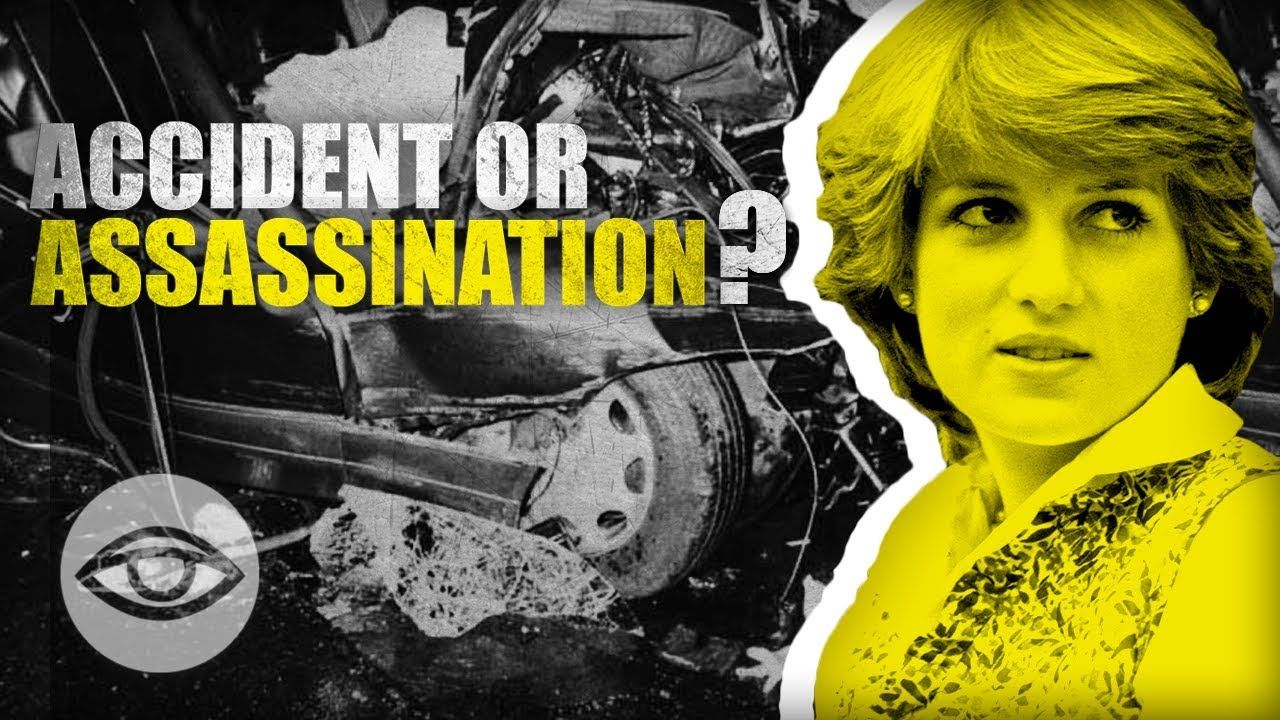 Accident or Assassination Princess Diana Deaths Banned