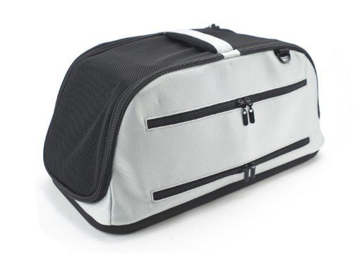 Charmant Sleepypod Air In Cabin Pet Carrier, Glacier Silver By Sleepypod · Airline  Approved ...