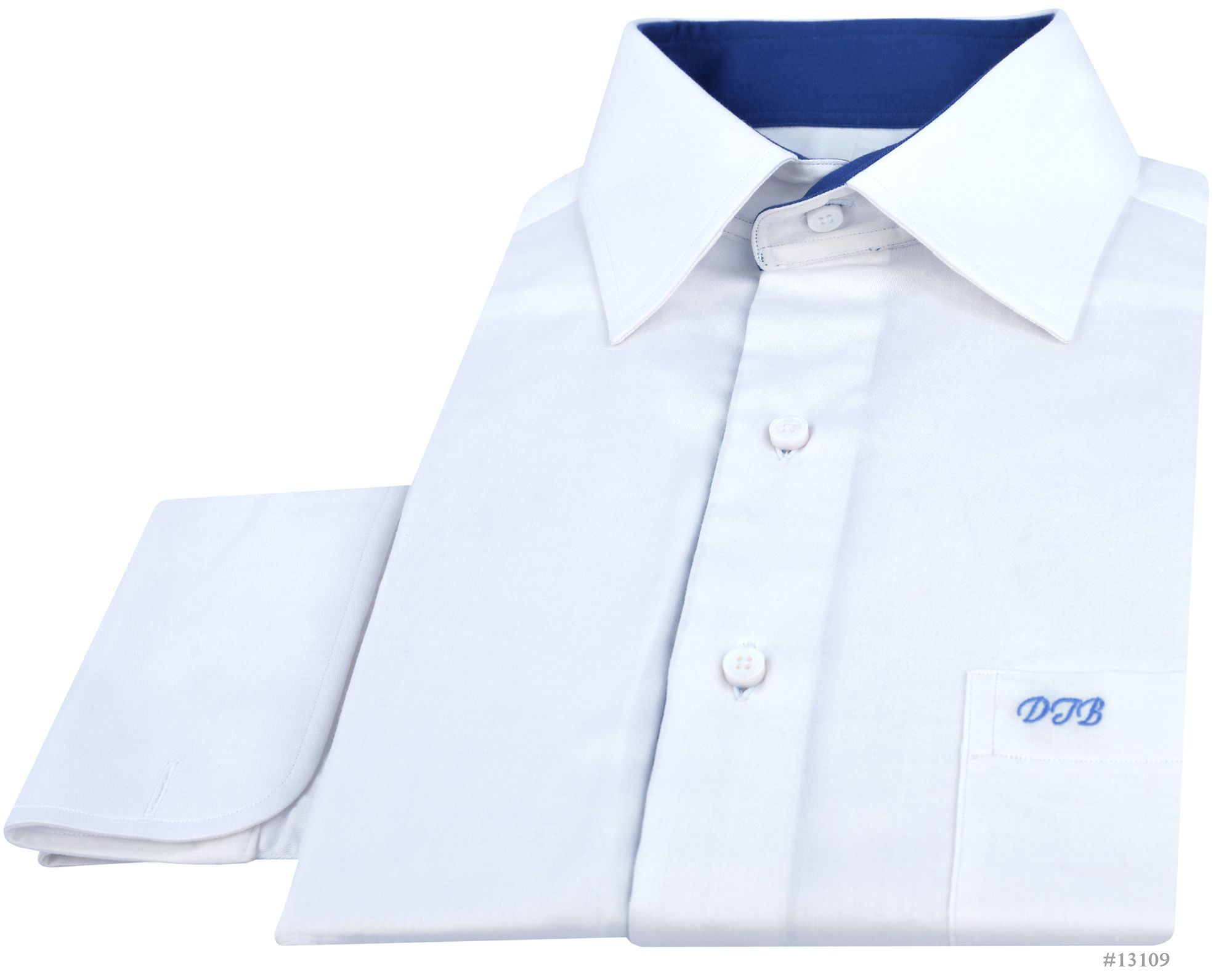 624fdeaf272 French Cuff Dress Shirts With Monogram