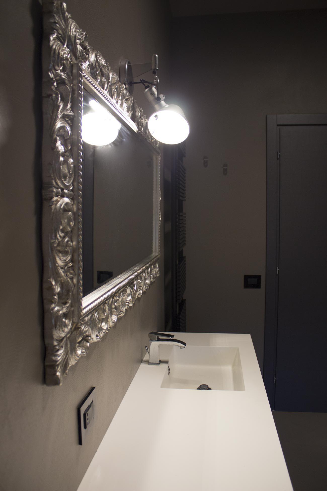 Appartamento Parisienne In Centro A Modena Arredamento Bagno