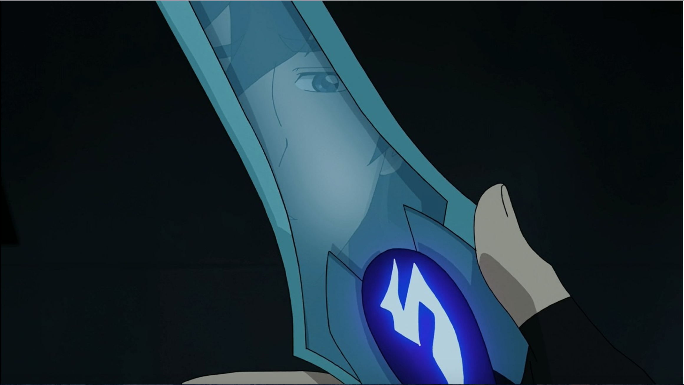 Keiths knife blade with a blade of marmora galra symbol on it keiths knife blade with a blade of marmora galra symbol on it from voltron legendary defender biocorpaavc