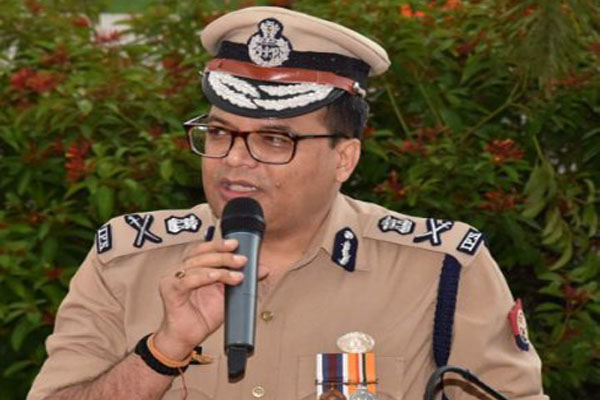 Dk Thakur Becomes New Police Commissioner Of Lucknow Egov Magazine Elets Police Lucknow News