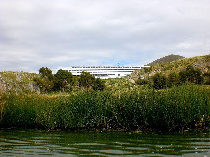 Isla Estevez, hotel de cinco estrellas