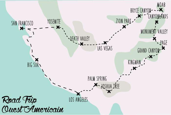 Les Usa Le Reve Americain Voyages