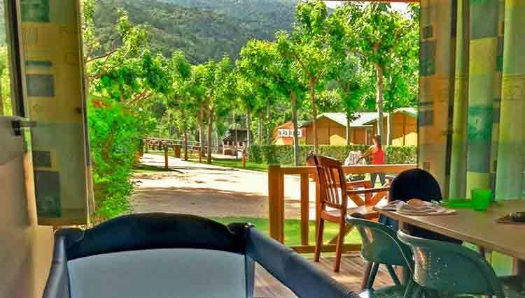 camping bassegoda park. mejor camping para ir con niños en cataluña