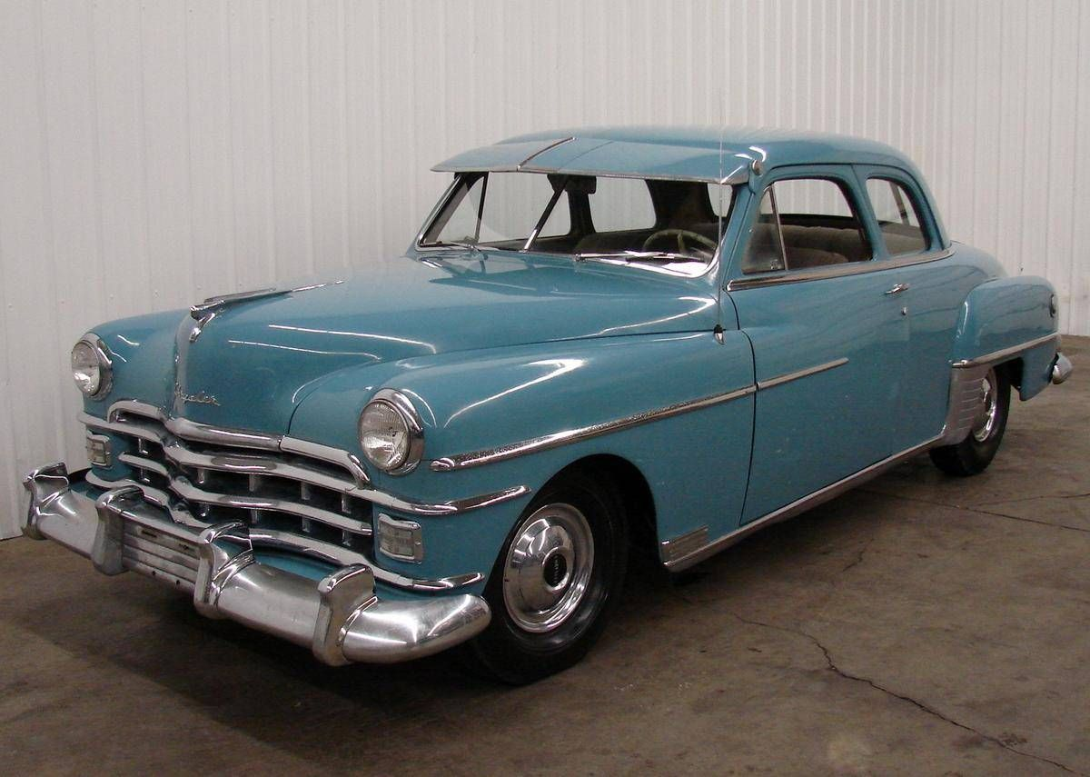 1950 Chrysler Windsor for sale | Hemmings Motor News | old cars ...