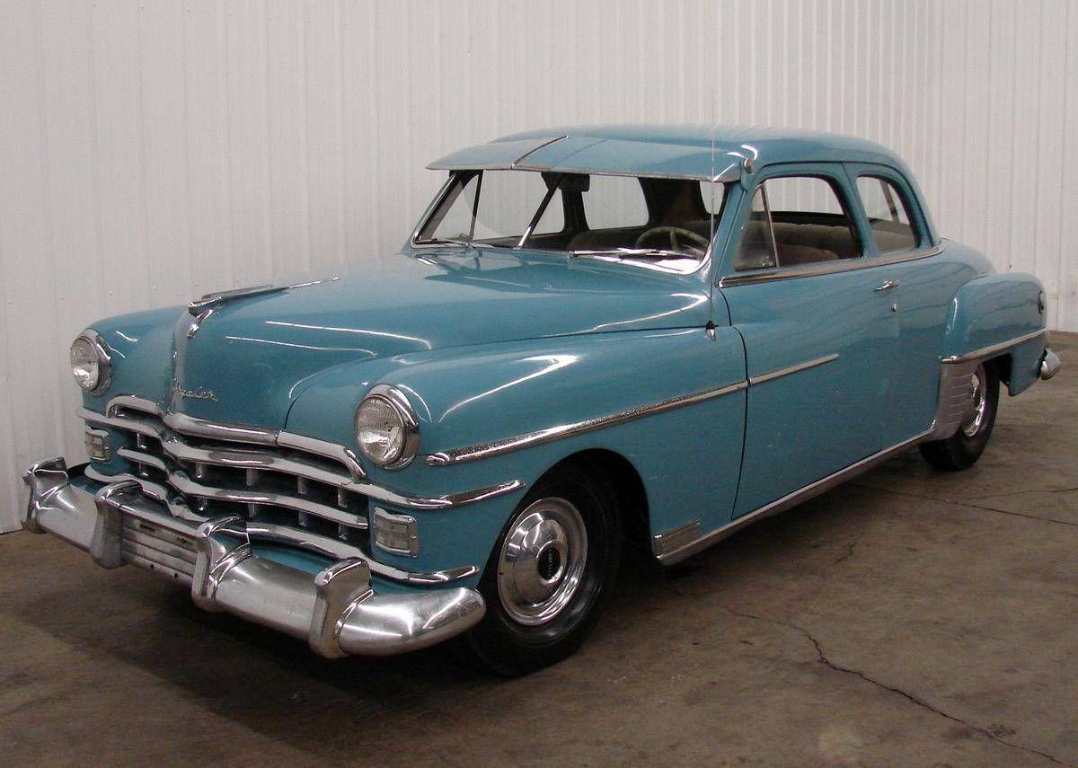 1950 Chrysler Windsor for sale | Hemmings Motor News | old cars ...