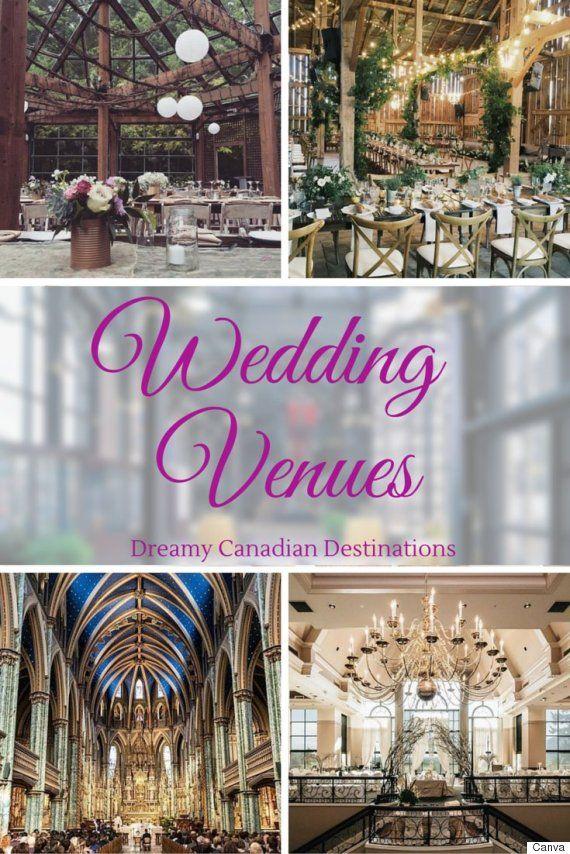 canadian wedding venues canadian wedding venues