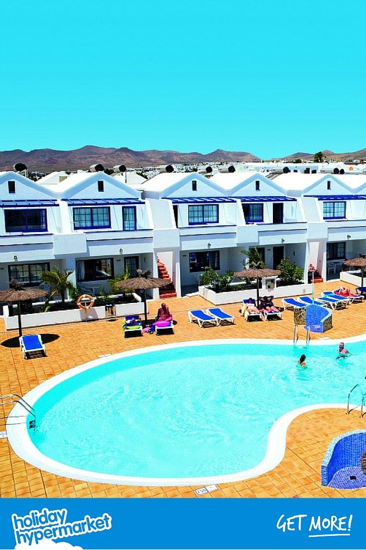 3 Cinco Plazas Apartments Puerto Del Carmen Lanzarote Spain 7 Nights Self Catering Stansted Thursday 10th December 2017 Save 42 Was 351pp
