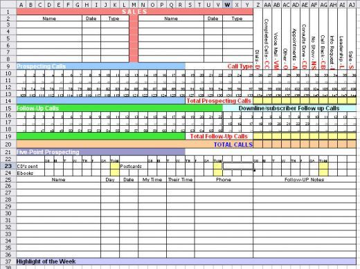 Goal Setting Tracking  Time Management Getting Back On Track