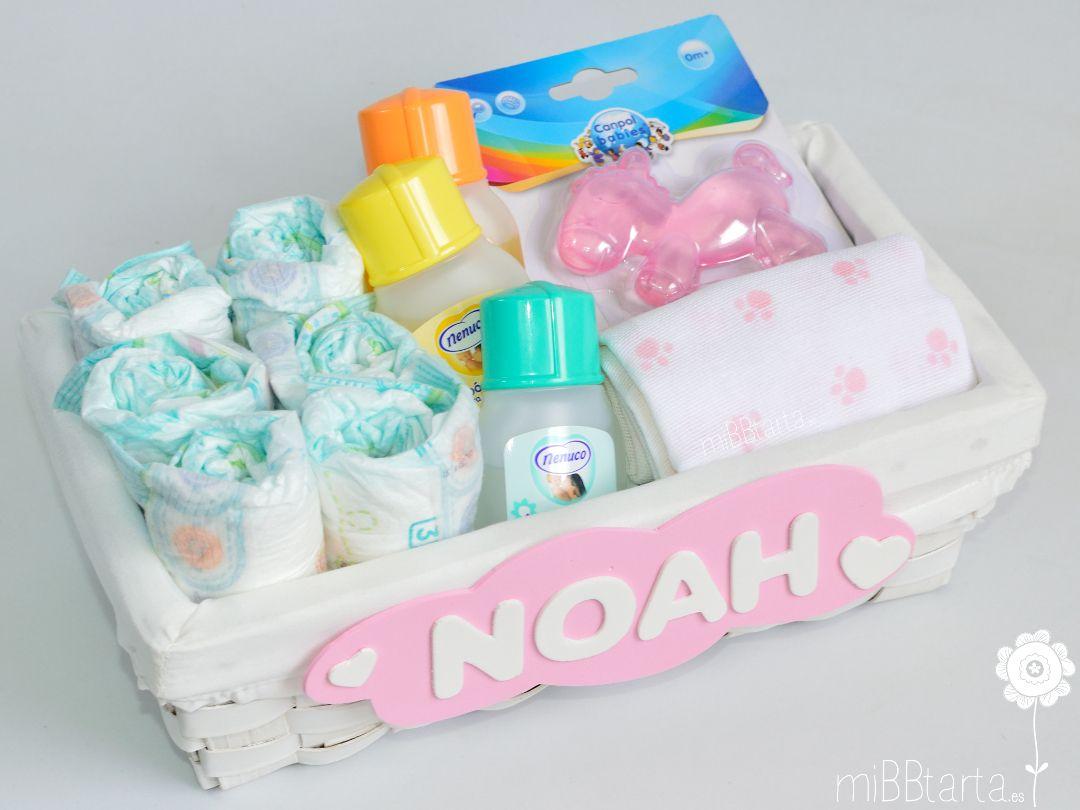 Cesta De Bebé Pañalitos Canastillas Para Recién Nacido Cesta Bebe Cesta De Pañales Canastillas De Bebe
