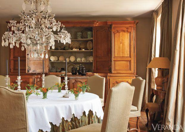26 dining room ideas best designer dining rooms decor veranda brigitte garnier