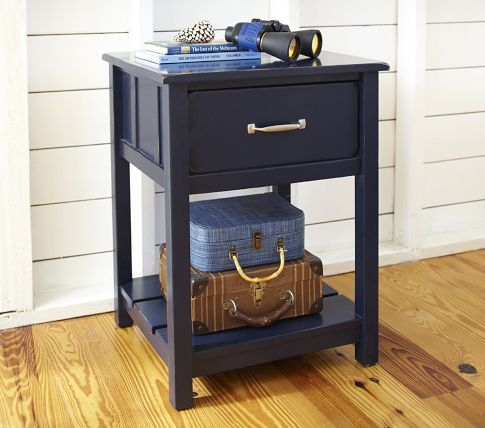 camp nightstand pottery barn kids kid s space pinterest nightstands rockers and night stand. Black Bedroom Furniture Sets. Home Design Ideas