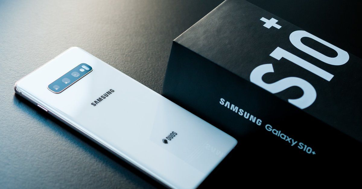 Hohe Marge So Viel Zahlt Samsung Fur Die Bauteile Des Galaxy S10 Plus