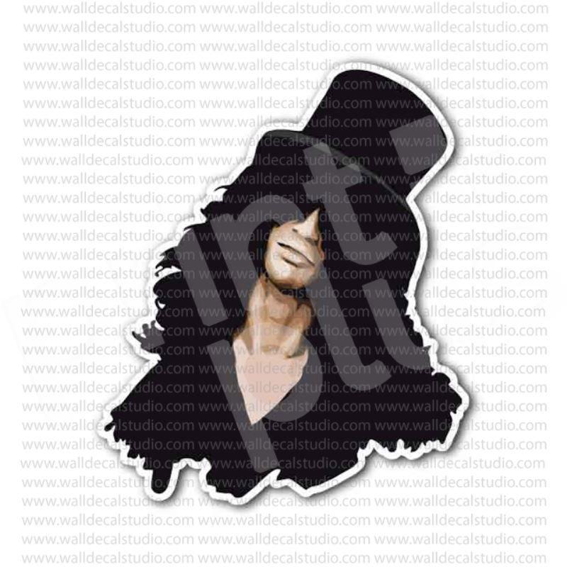 Guns N' Roses Slash Musician Hard Rock Sticker