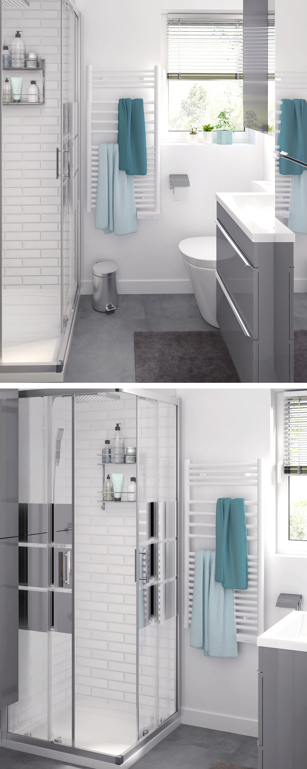 Use Our Online Bathroom Planning Tool To Realistically Visualise What Products Will Look Like In Your Fitted Bathroom Furniture Fitted Bathroom Small Bathroom
