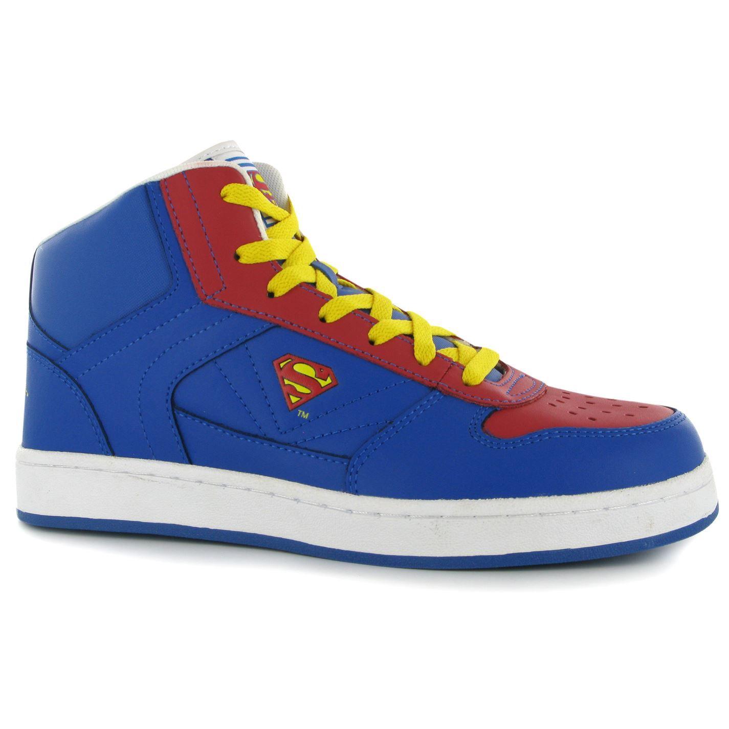 Superman shoes, Mens trainers
