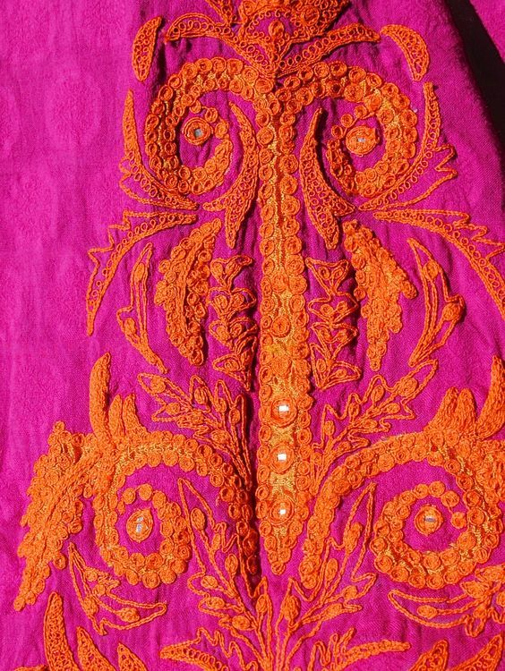 Colors ~ Pink and Orange