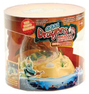 Aqua Dragons Jurassic Time Travel Eggspedition. Mr Toys