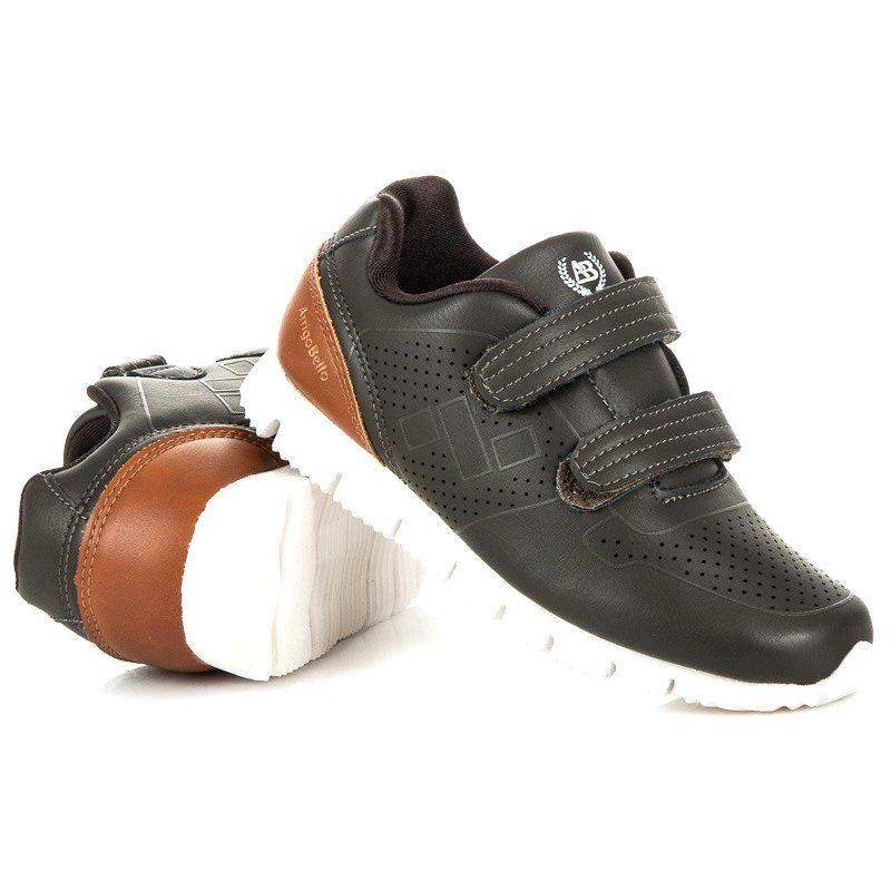Buty Sportowe Dzieciece Dla Dzieci Arrigobello Brazowe Chlopiece Buty Na Rzepy Arrigo Bello Baby Shoes Sneakers Shoes