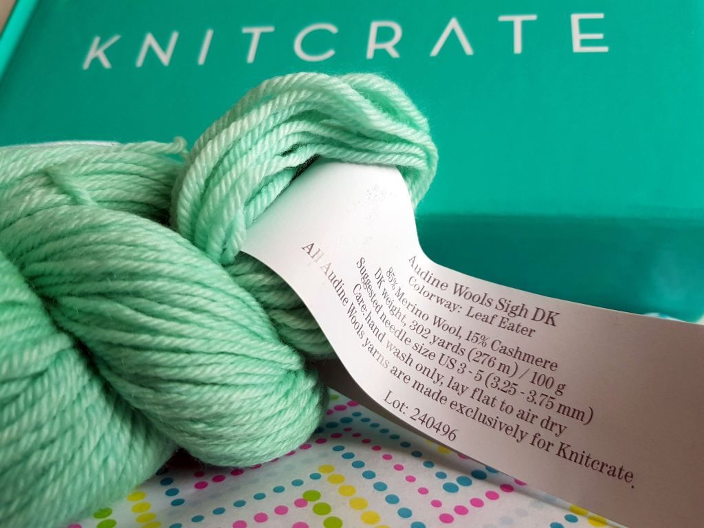 Knitcrate Review Subscription Boxes Knitting