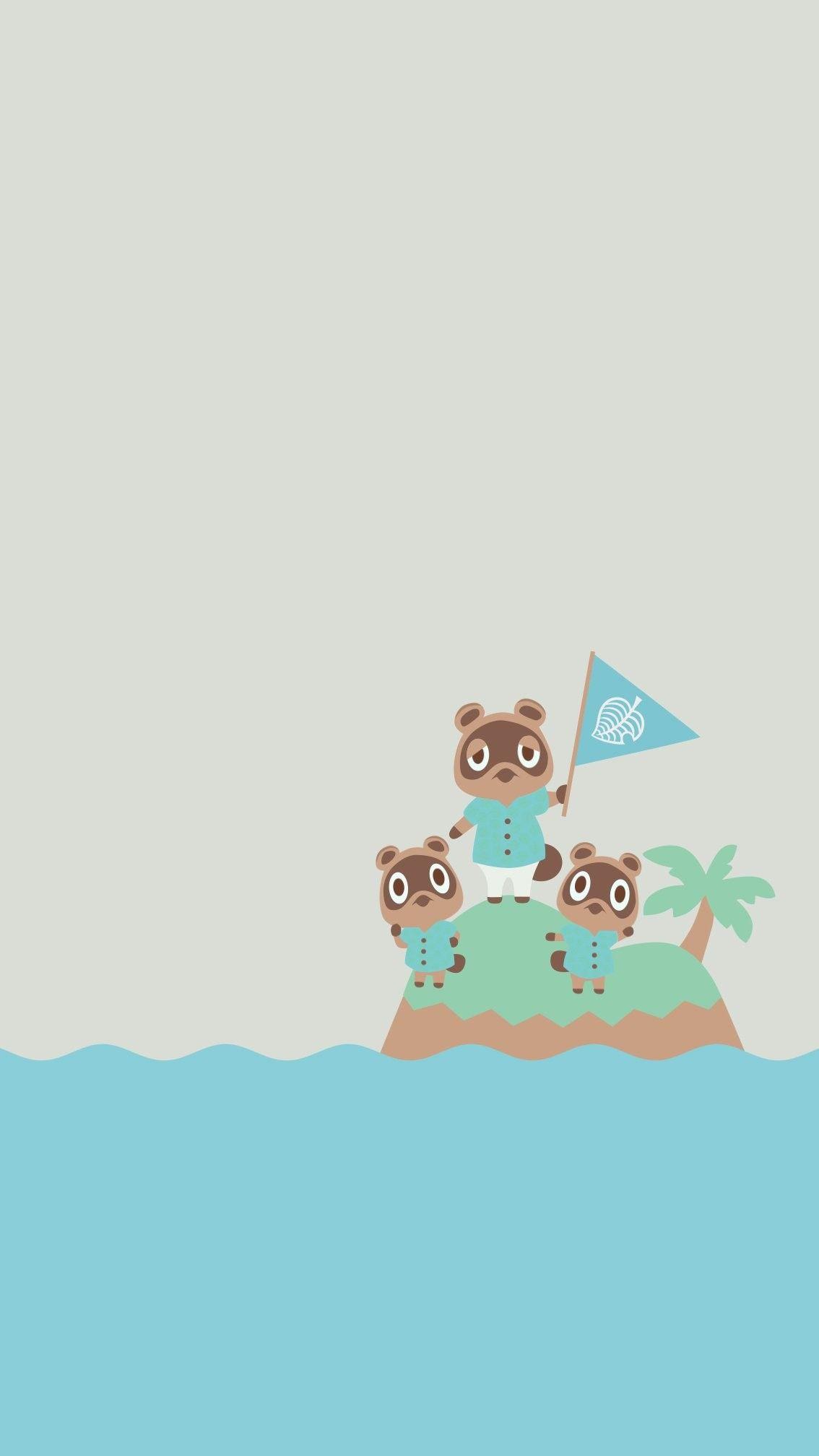 Animal Crossing New Horizons Iphone 11 Wallpaper Wallpapershit
