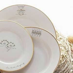 Maxwell u0026 Williams Christmas Dinnerware - 12 days of Christmas  sc 1 st  Pinterest & We Wish for a Festive Dish | Dinnerware Dishes and Pear trees