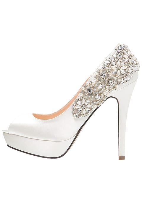 pedir paradox london pink indulgence - zapatos de novia - ivory por