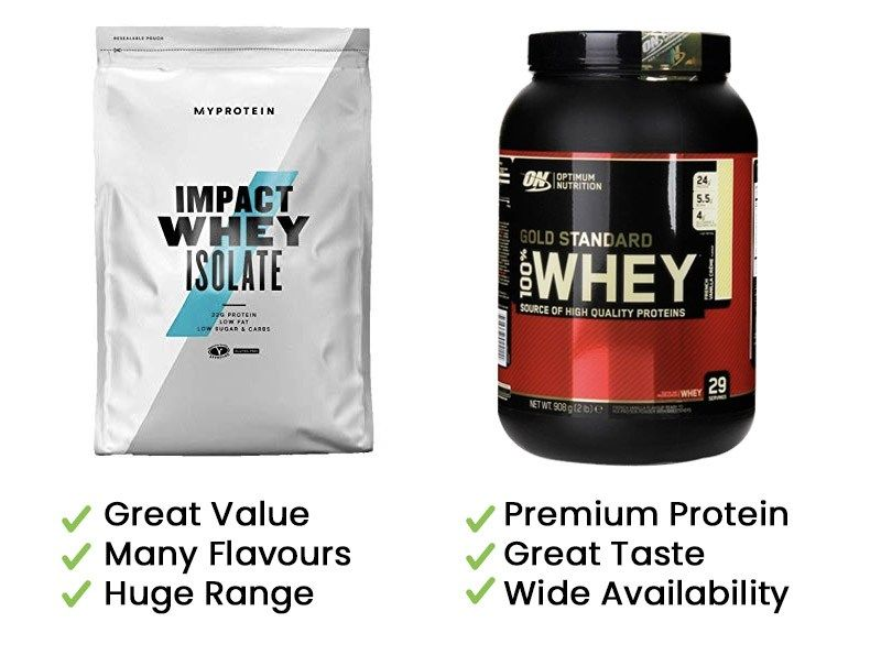 Myprotein Impact Whey Vs Optimum Nutrition Gold Standard Whey Protein Gold Standard Whey Gold Standard Whey Protein Optimum Nutrition Gold Standard