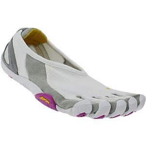 huge discount 01d4e 360b7 Vibram Fivefingers Women s Jaya - White Grey Purple