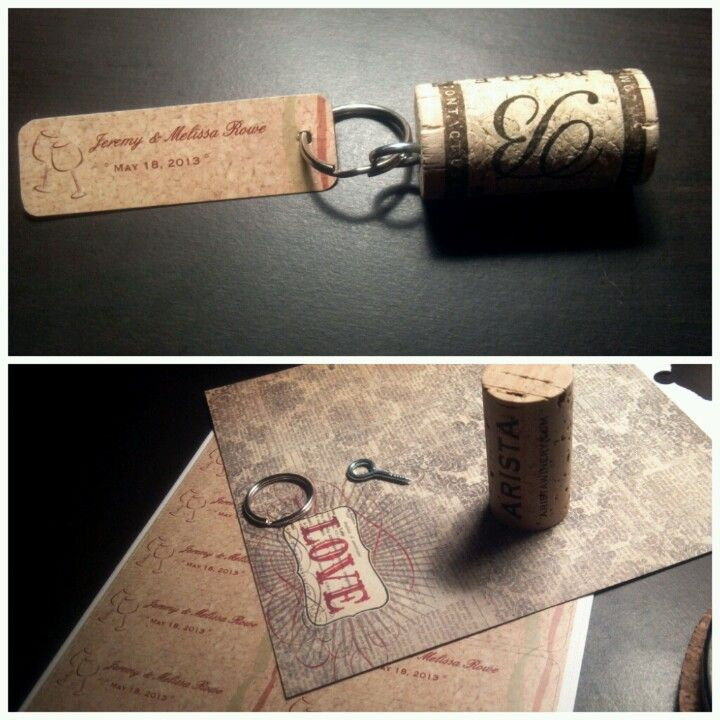 Real Easy And Low Cost Wedding Party Favors! I Customized