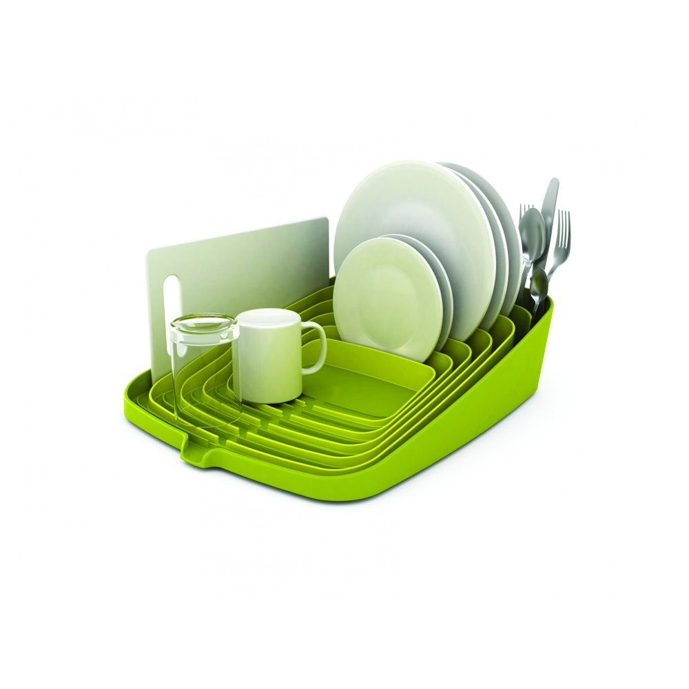 Joseph Arena Dish Drainer Green Rack Hurn And