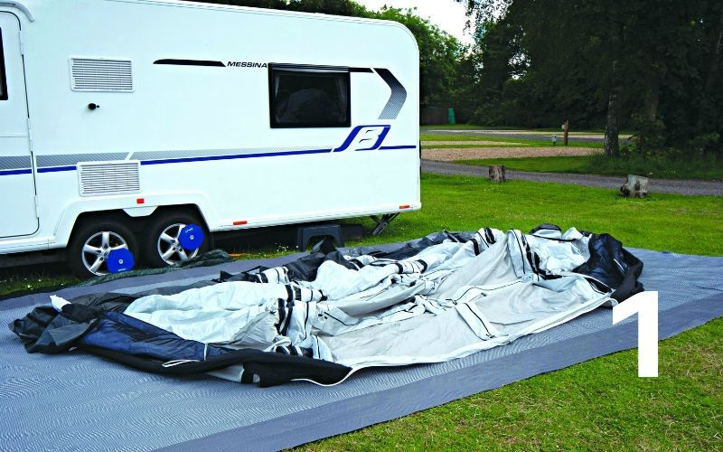 Awning Review Dorema Starcamp Magnum Air Force 260