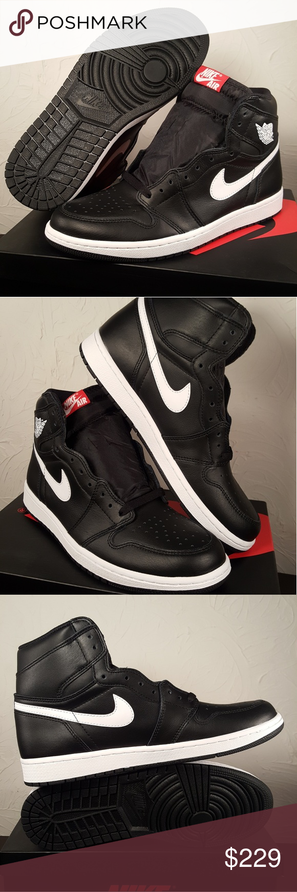 38c7c69a101a AIR JORDAN 1 HIGH RETRO HIGH OG  YIN YANG  SIZE 9 BRAND NEW WITH