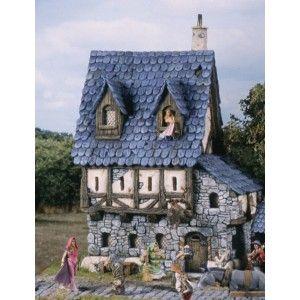 medieval inn recherches d cors maquettes pinterest maquettes maison minecraft et. Black Bedroom Furniture Sets. Home Design Ideas