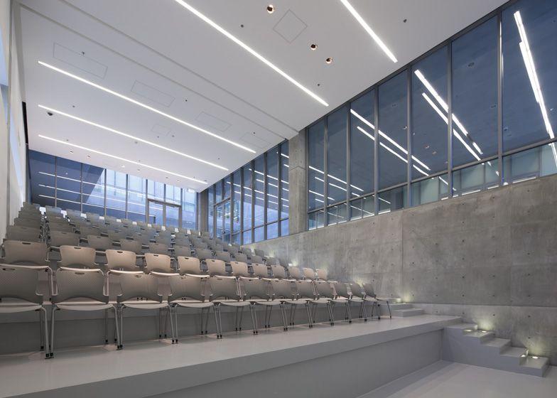 Centro Roberto Garza Sada de Arte Arquitectura y Diseño (CRGS), Universidad de Monterrey (UDEM) (Mexico, 2013) / Tadao Ando