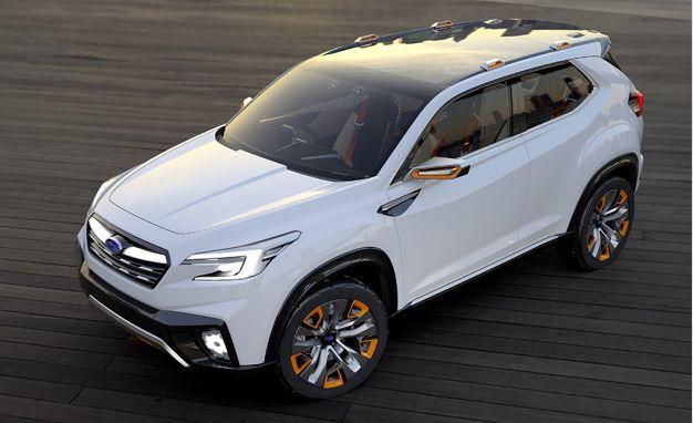 New Subaru Outback And Next Impreza Previewed By Tokyo Concepts Subaru Outback Subaru Voertuigen