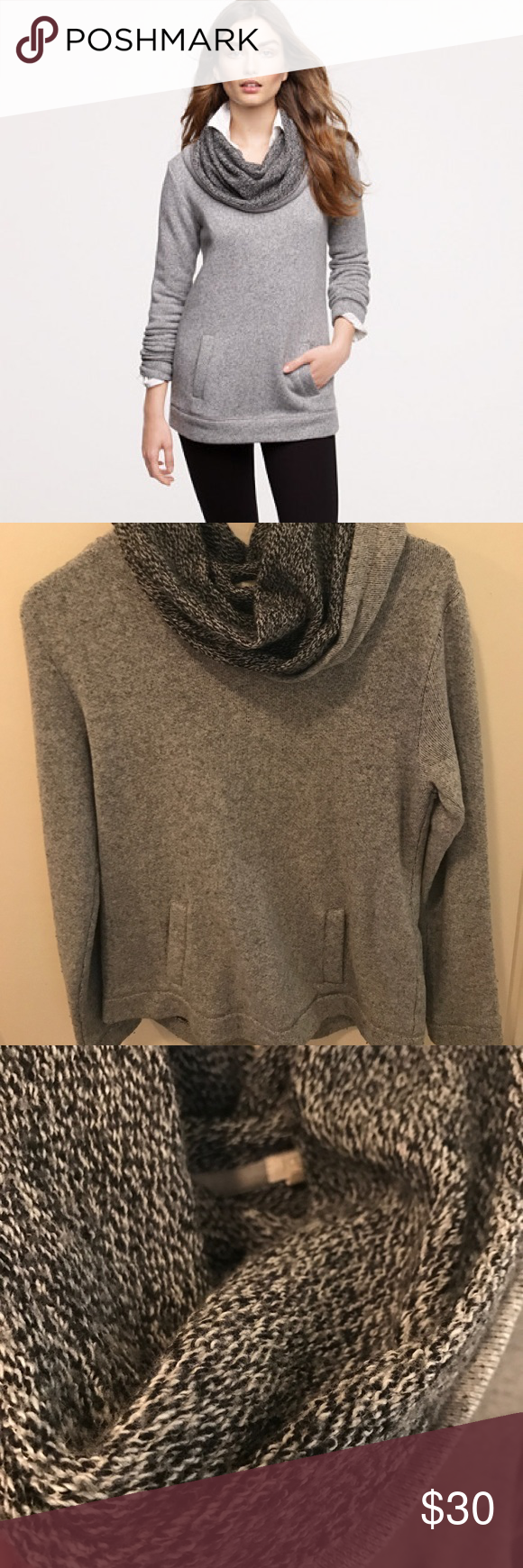J Crew Cowl neck Sweater | Cowl neck and Conditioning