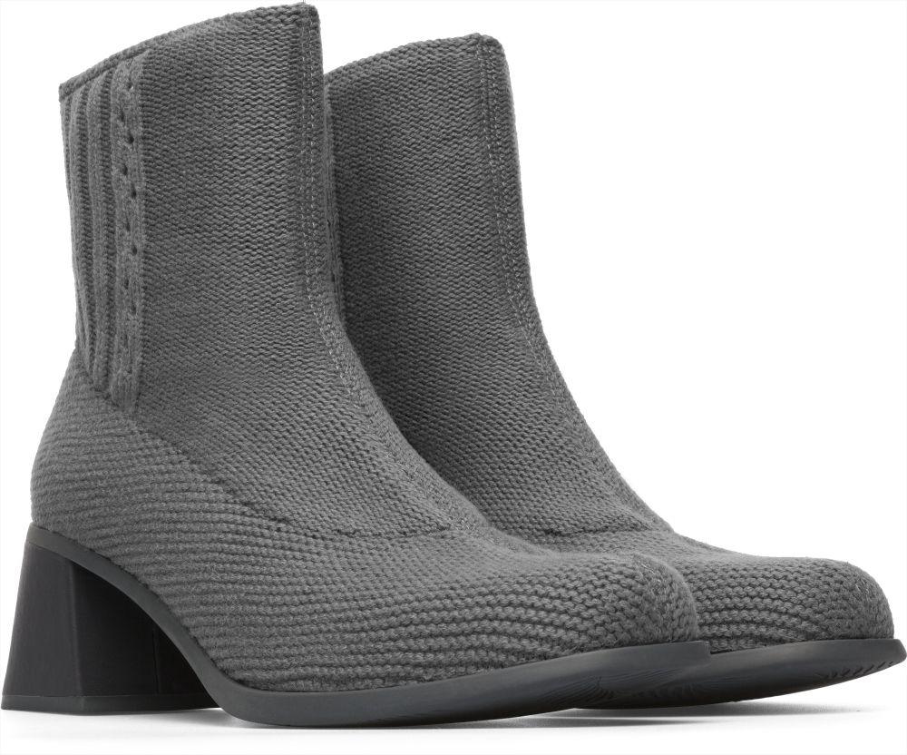 Eckhaus boots - Grey Camper TS4mfZNE